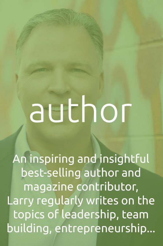 Larry Broughton - author