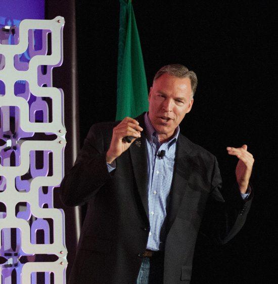 Larry Broughton, Professional Speaker