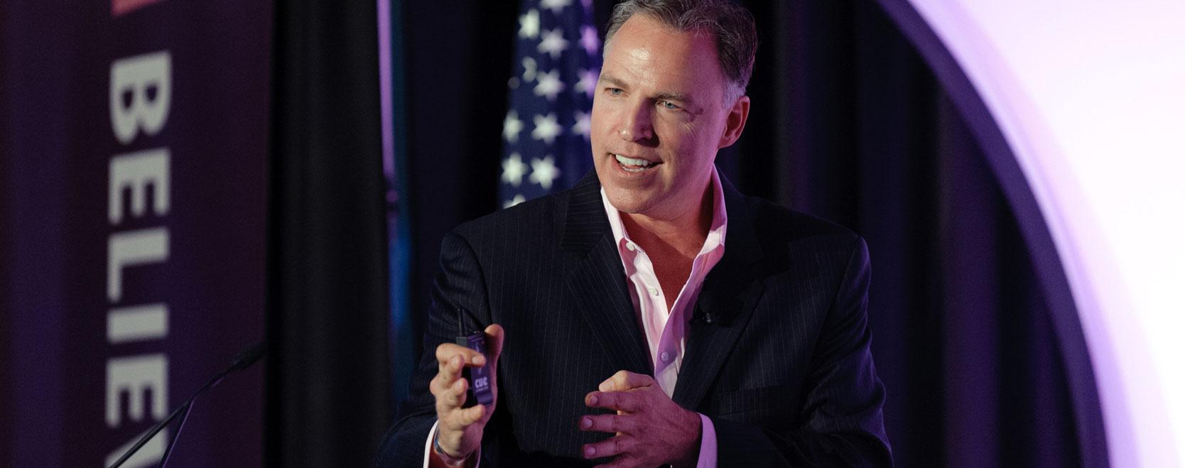Larry Broughton - speaker