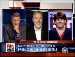 Larry Broughton on The Big Idea