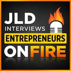 John Lee Dumas' ENTREPRENEURS ON FIRE